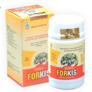 contoh foto produk herbal tazakka group griya herba Forkis Obat Herbal Kapsul Untuk Membantu Mengatasi Masalah Kanker Dan Penyakit Kista Secara Alami.