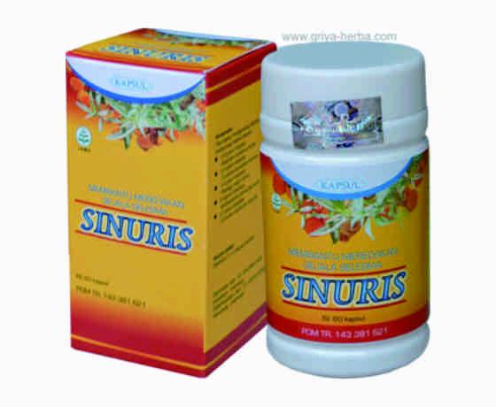 contoh foto gambar produk hebral sukoharjo tazakka group griya herba sinuris obat flu salesma sinusitis alami