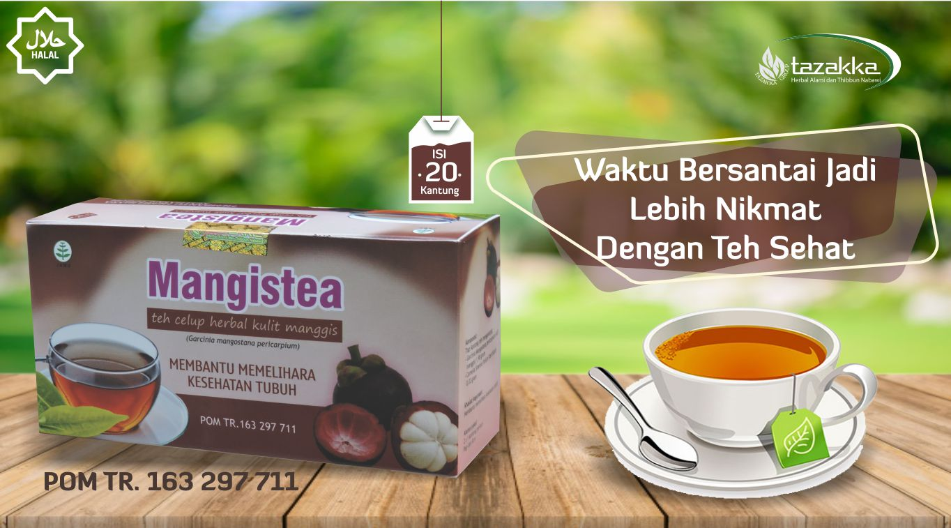 contoh foto gambar katalog produk tazakka slider manfaat minum teh herbal kulit manggis untuk penyakit jantung dan daya tahan tubuh
