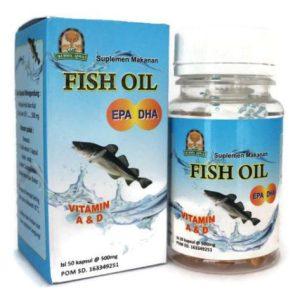 contoh foto gambar produk manfaat dan khasiat omega 3 minyak ikan salmon ( fish oil) cap kurma ajwa ORIGINAL 100% ASLI