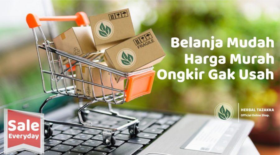 Toko Herbal Online Terpercaya