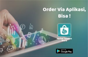 Aplikasi Android Toko Online Herbal Tazakka