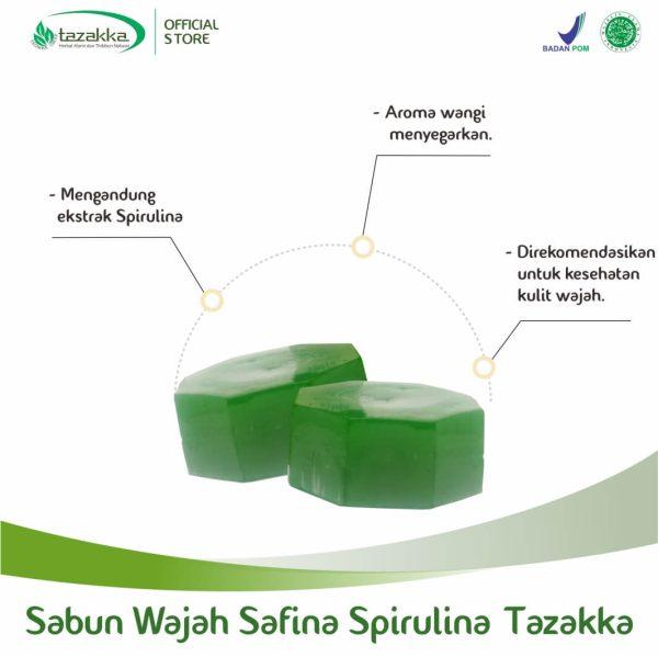 Sabun Spirulina batang