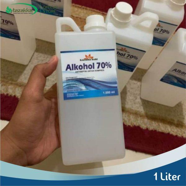 Alkohol Rachmasari 70% 1 liter