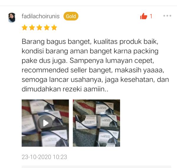 sabun arang activated charcoal tazakka