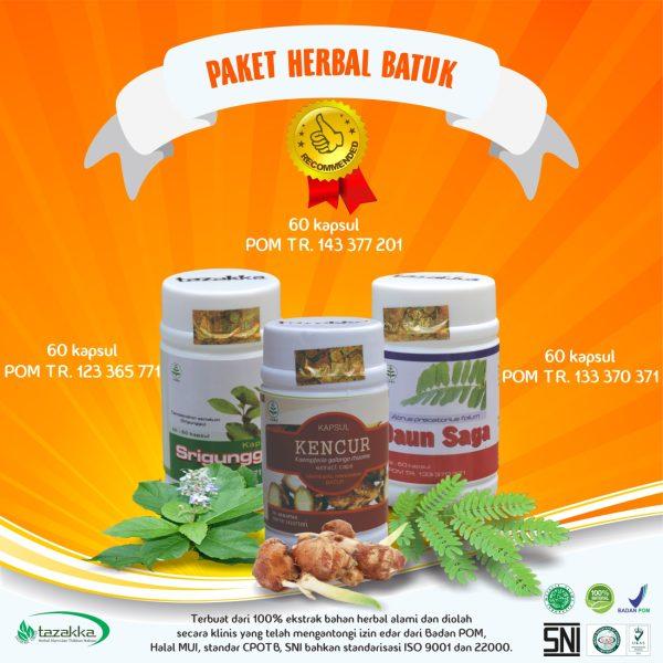 Obat Batuk Alami Herbal Tazakka