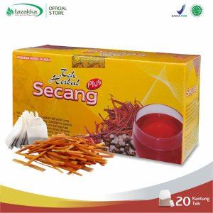 Teh Kayu secang Plus Herbal Tazakka