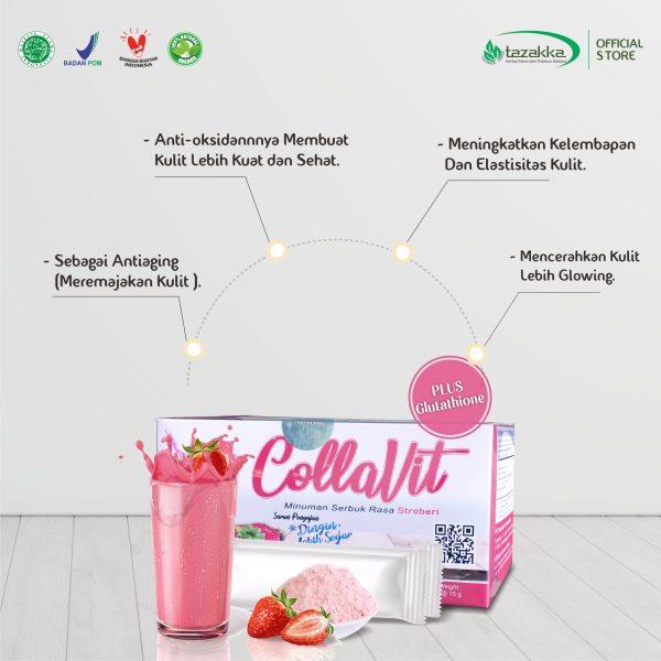 MInuman Collagen Pemutih Badan